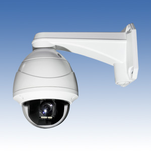 デイナイトプリセットドームカメラ(PTZ-812)