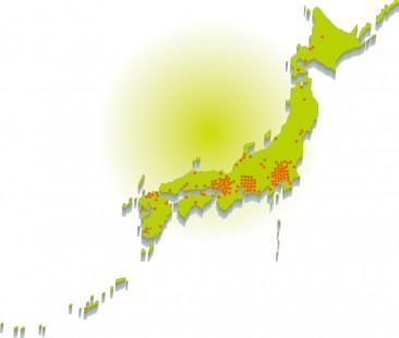 日本全国のセキュリティハウス・ネットワーク