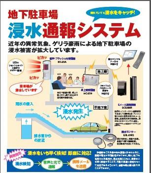 漏水検知システム