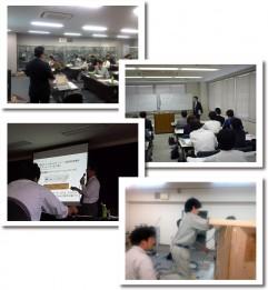定期的に実施する各種講習会