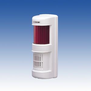 LEDフラッシュライト付音声報知器